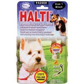 Halti - Padded Head Collar - Size 0 - Extra-Small
