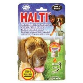 Halti - Padded Head Collar - Size 5 - 2 x Extra-Large
