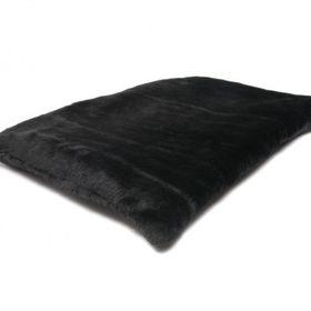 Wagworld - Medium Snuggle Rug - Black