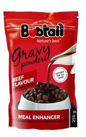 Bobtail - Gravy Powder Meal Enhancer Beef Flavour - 0.25kg