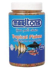 Marltons - Staple Flakes - 0.04kg