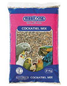 Marltons - Cockatiel Seed - 2kg