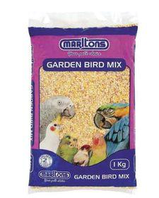 Marltons - Garden Bird Seed - 2kg