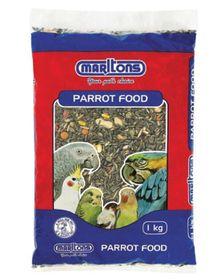 Marltons - Parrot Food - 1kg