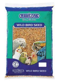 Marltons - Wild Bird Seed - 5kg