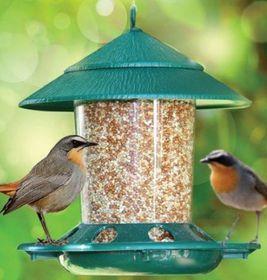 Marltons - Wild Bird Feeder - Large Thatched