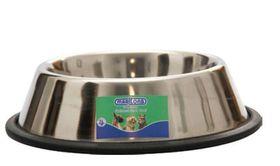 Marltons - Anti Slip Stainless Steel Dog Bowl - 2.8 Litre