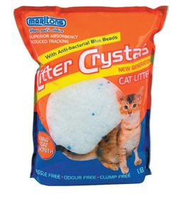 Marltons - Cat Litter Crystals - 1.8kg