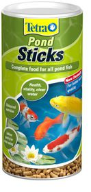 Tetra - Tetrapond Floating Food Sticks 100g - 1 Litre