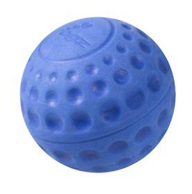 Rogz - Asteroidz 49mm Dog Ball Toy - Blue