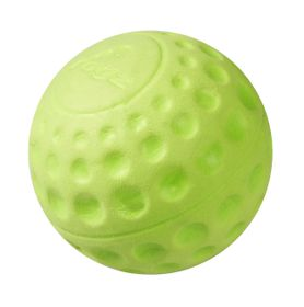 Rogz - Asteroidz 49mm Dog Ball Toy - Lime