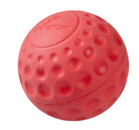 Rogz - Asteroidz 78mm Dog Ball Toy - Red