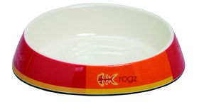 Rogz - Bowlz 200ml Fishcake Bowl - Tango Fishbone