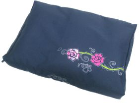 Rogz - Dog Flat Spice Pod - Medium (83cm x 56cm x 10cm) - Navy