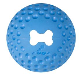 Rogz - Gumz 49mm Dog Treat Ball - Blue