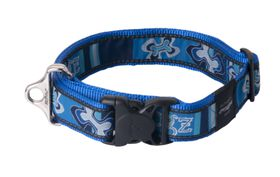 Rogz - Fancy Dress 2 x Extra-Large Special Agent Dog Collar - Navy