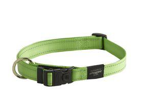 Rogz - Utility 25mm Dog Collar - Lime