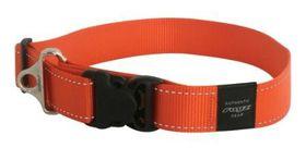 Rogz - Utility 40mm Dog Collar - Orange