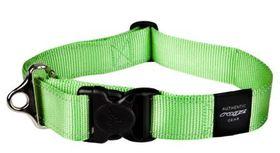 Rogz - Utility 40mm Dog Collar - Lime
