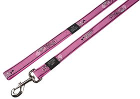 Rogz - Fancy Dress Extra-Large Armed Response Dog Fixed Lead - Pink