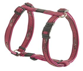 Rogz - Fancy Dress Large Beachbum Dog H-Harness - Pink