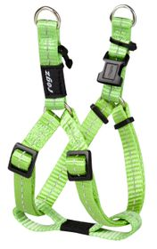 Rogz - Utility Small Nitelife Dog Step-In Harness - Lime