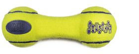 Kong -  Dog Toy Airdog Squeaker Dumbbell - Medium - Yellow