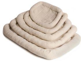 Marltons - Faux - Sheepskin Pet Cushion - Extra-Small (50cm)