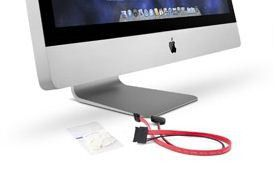 OWC Dealer Cables/Mounting Kit for SSD into iMac 2011 27""