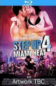 Step Up 4 Revolution (3D Blu-ray)