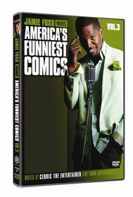Jamie Foxx Presents Americas Funniest Comics Vol 3