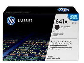 HP No. 641A Black Print Cartridge