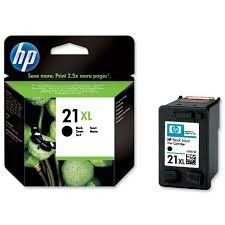 HP No. 21XL Black Inkjet Print Cartridge