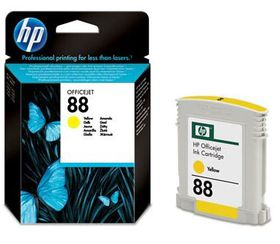 Original HP 88 | C9388AE Yellow Ink Cartridge