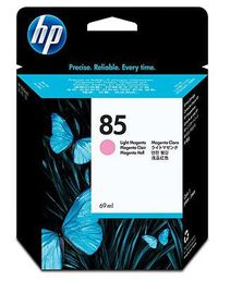 HP No. 85 Ink Cartridge Light Magenta