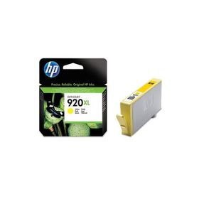 HP 920XL Yellow Officejet Ink Cartridge (Blister Pack)