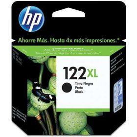 HP 122XL High Yield Black Ink Cartridge