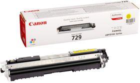 Canon 729 Yellow Laser Toner Cartridge
