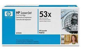 HP No. 53X Black Print Cartridge
