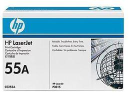 HP No. 55A Black Print Cartridge