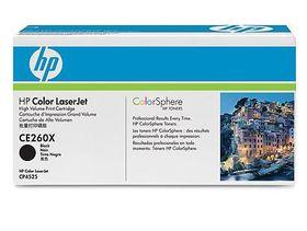 HP No. 649X Black Print Cartridge