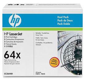 HP No. 64X Black Print Cartridge