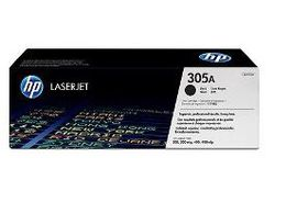 HP 305X LaserJet Toner Cartridge - Black