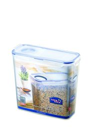 Lock and Lock - Rectangular Cereal Container with Flip Lid - 3.4 Litre