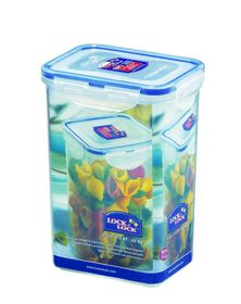 Lock and Lock - Rectangular Food Storage Container - 1.3 Litre