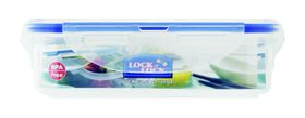 Lock and Lock - Square Food Storage Container - 600ml