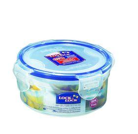 Lock and Lock - 300ml Round Food Storage Container - 11.4cm x 5.5cm
