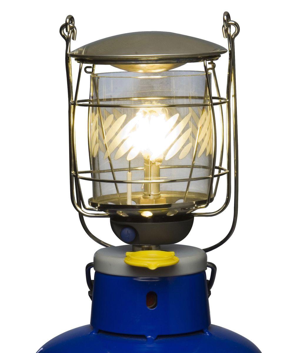 Fluorescent Light Gas: Cadac - 300cp Ultra Lite Gas Lamp