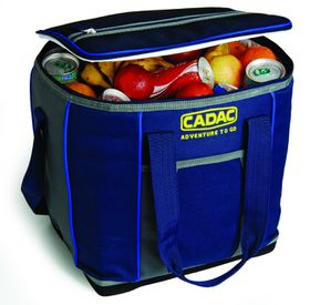 Cadac - 36 Can Canvas Cooler Bag - Blue