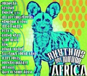 Rhythms Del Mundo - Rhythms Del Mundo Africa (CD)
